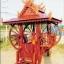 ศาลาทรงไทย ทรงล้อเกวียน หลังคาสองชั้น มีพนักพิงและม้านั่งสามด้าน ไม้เนื้อแข็งรวม ศาลาไม้สำหรับนั่งเล่นในสวน thumbnail 1
