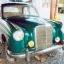 ขายด่วน!!! รถโบราณ Benz 190 สีเขียว thumbnail 1