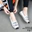 รองเท้า Style Chanel Espadrilles ปักลาย thumbnail 6