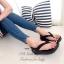 รองเท้าแตะ Fitflop Comfort แบบคีบ (สีดำ) thumbnail 2