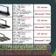 LED flood/tunnel light STC-QF-FLTLA120W thumbnail 1