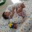 ที่นอนเด็กอ่อนยางพาราแท้ แบบไม่ตั้ง ( BABY-SET) 5 ชิ้น thumbnail 6