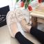 รองเท้าผ้าใบลูกไม้สไตล์ Lolita thumbnail 1