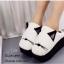 รองเท้าแตะ Slipper ลายแมว (สีดำ) thumbnail 9