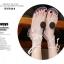 รองเท้าแตะซิลิโคนพันขา (สีฟ้า) thumbnail 13