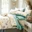 (Pre-order) ชุดผ้าปูที่นอน ปลอกหมอน ปลอกผ้าห่ม ผ้าคลุมเตียง ผ้าฝ้ายพิมพ์ลายดอกไม้สไตล์วินเทจ แมรี่แลนด์เซ็ท thumbnail 2