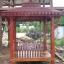 ศาลาบาหลี ศาลาไม้ เสาเหลี่ยม หลังคาสองชั้น ไม้เนื้อแข็งรวม ศาลาไม้สำหรับนั่งเล่นในสวนหรือตกแต่งสวน thumbnail 3