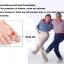 ปลอกซิลิโคนสวมนิ้วเท้า ปลายปิด (ยกเว้นนิ้วโป้ง) (x3 คู่) thumbnail 10