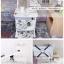 Pre-order โต๊ะทำงาน โต๊ะวางแล็ปท้อป โต๊ะคอมพิวเตอร์พีซี แบบมัลติฟังก์ชั่น ปรับระดับ ปรับองศา แผ่นท้อปพิมพ์ลายดอกไม้ สีขาว thumbnail 14