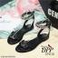 รองเท้าลำลองสไตล์ Givenchy (สีดำโซ่ดำ) thumbnail 9