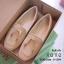 รองเท้าส้นแบน Style Tods (สีครีม) thumbnail 1