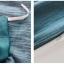 (Pre-order) ชุดผ้าปูที่นอน ปลอกหมอน ปลอกผ้าห่ม ผ้าคลุมเตียง ผ้าไหม ผ้าซาติน และผ้าฝ้าย สีฟ้าขาว แบบทูโทน thumbnail 11