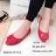 รองเท้าคัทชูส้นแบน Style Dior (สีเทา) thumbnail 8
