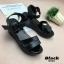 รองเท้าส้นเตารีด Platformสไตล์ลำลอง (สีชมพู) thumbnail 10