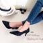 รองเท้าคัทชูผ้าลูกไม้พิมพ์ลาย thumbnail 2
