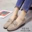 รองเท้าคัทชูทรงสวม Style Gucci (สีเลือดหมู) thumbnail 4