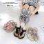รองเท้าแตะรัดส้นแต่งกุหลาบ (สีชมพู) thumbnail 15
