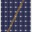 แผงวงจรอิเล็กทรอนิกส์ 180W (Monocrystalline Solar Panels) thumbnail 1