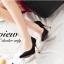 พร้อมส่ง : รองเท้าคัทชูหนังชามัว (มี3สี) thumbnail 7
