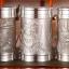 (พรีออเดอร์) แก้วน้ำชาดีบุก ใส่น้ำร้อนน้ำเย็น ดีบุกหล่อรูปเรือ รูปพระราชวัง และรูปมังกร 3 แบบ thumbnail 4
