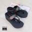 รองเท้าแตะคีบ Style Gucci (สีดำ) thumbnail 2