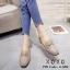 รองเท้าคัทชูทรงสวม Style Gucci (สีเลือดหมู) thumbnail 3