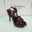 พร้อมส่ง : รองเท้า YSL งาน Mirror Image (รุ่นหนังแก้ว) thumbnail 6