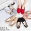 รองเท้าส้นแบน Style Tods (สีครีม) thumbnail 10