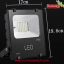 LED Solar Flood Light 30W พร้อมแบตเตอรี่ 10400mAh thumbnail 1