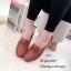 รองเท้า Moccasin เปิดส้น (สีครีม) thumbnail 7