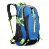 NL08 กระเป๋าเดินทาง สีน้ำเงิน ขนาดจุสัมภาระ 40 ลิตร