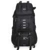 NL14 กระเป๋าเดินทาง สีดำ ขนาดจุสัมภาระ 50 ลิตร