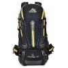 NL12 กระเป๋าเดินทาง สีดำ ขนาด 45 ลิตร (เสริมโครง)