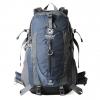 NL22 กระเป๋าเดินทาง Pentagram สีกรมท่า ขนาดจุสัมภาระ 50 ลิตร (เสริมโครง)