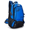 NL01 กระเป๋าเดินทาง สีน้ำเงิน ขนาดจุสัมภาระ 40 ลิตร
