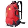 NL19 กระเป๋าเดินทาง สีแดง ขนาดจุสัมภาระ 40 ลิตร