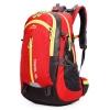 NL09 กระเป๋าเดินทาง สีแดง ขนาดจุสัมภาระ 40 ลิตร
