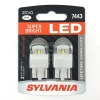W21/5W Sylvania ZEVO Super Bright LED 6000K ส่งฟรี EMS