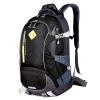 NL19 กระเป๋าเดินทาง สีดำ ขนาดจุสัมภาระ 40 ลิตร
