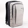 NB02 กระเป๋าทำงาน กระเป๋าโน๊ตบุ๊ค สีเทา ขนาด 12 ลิตร