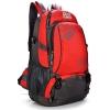 NL01 กระเป๋าเดินทาง สีแดง ขนาดจุสัมภาระ 40 ลิตร