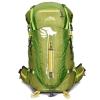 DF07 กระเป๋าเดินทาง สีเขียว ขนาด 50 ลิตร (เสริมโครง)