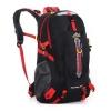NL08 กระเป๋าเดินทาง สีดำ ขนาดจุสัมภาระ 40 ลิตร