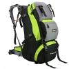NL15 กระเป๋าเดินทางเสริมโครง สีเขียว ขนาดจุสัมภาระ 42 ลิตร