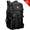 NL11 กระเป๋าเดินทาง สีดำ ขนาดจุสัมภาระ 50 ลิตร