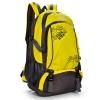 NL01 กระเป๋าเดินทาง สีเหลือง ขนาดจุสัมภาระ 40 ลิตร