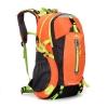 NL08 กระเป๋าเดินทาง สีส้ม ขนาดจุสัมภาระ 40 ลิตร