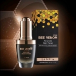 La Mala Serum Bee Venom Advanced Night Repair เซรั่มพิษผึ้ง เพื่อฟื้นฟู ซ่อมแซม บำรุงผิวหน้า