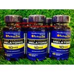 วิตามินจากอเมริกาPuritan's Pride Vitamin Melatonin10mg60เม็ดเพื่อช่วยให้นอนหลับได้ดีขึ้น คลายเครียด คลายกังวล ลดอาการไมเกรน ลดJet Lag Nighttime Sleep Aid Super Strength ฺBy Cherrynatshop