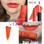 NYX Soft Matte Lip Cream สี # SMLC28 San Juan